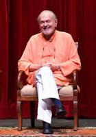 Swami Kriyananda at Revelations of Christ Book Launch