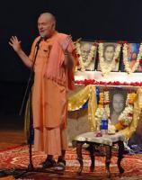 Swami Kriyananda in Mumbai