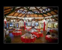 The Expanding Light dining room banquet