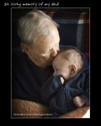 Great-grandpa with Joseph