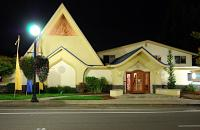 Ananda Portland's Temple