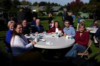 Sunday Lunch before the Chapel dedication