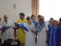 Singing to God