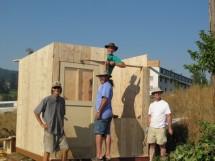 """building a chicken coop"""