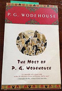 P.G. Wodehouse Book