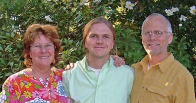 My Mother, Father, and myself