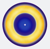 A painting of the spiritual eye